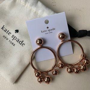 Brand New - never worn - Kate Spade earrings